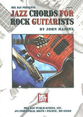 Jazz Chords for Rock Guitarists als Taschenbuch