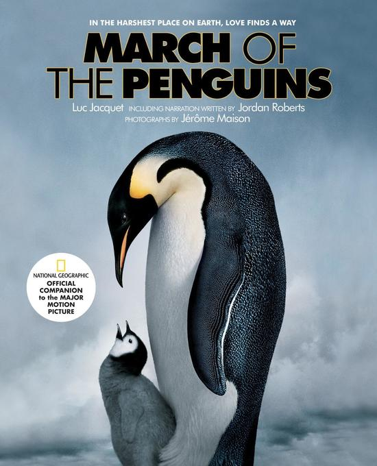 March of the Penguins: Companion to the Major Motion Picture als Buch