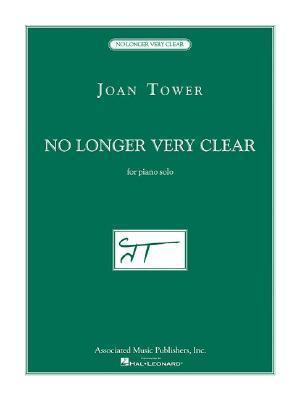 No Longer Very Clear als Taschenbuch