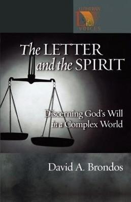 The Letter and the Spirit als Taschenbuch