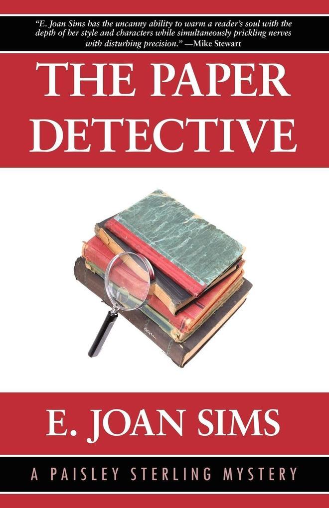 The Paper Detective als Taschenbuch