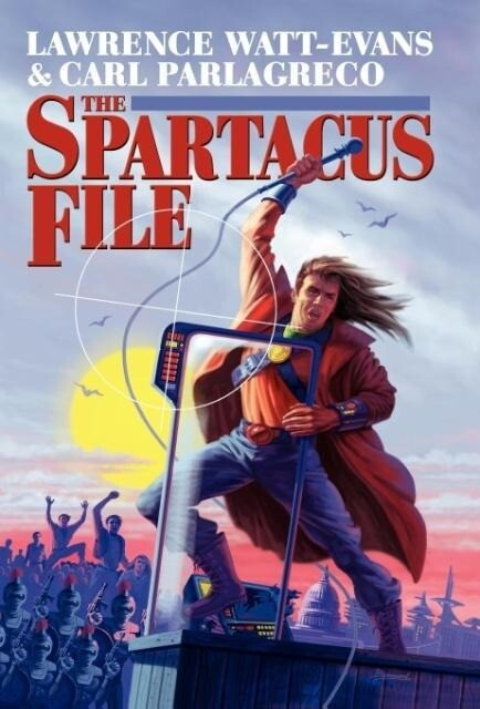 The Spartacus File als Buch