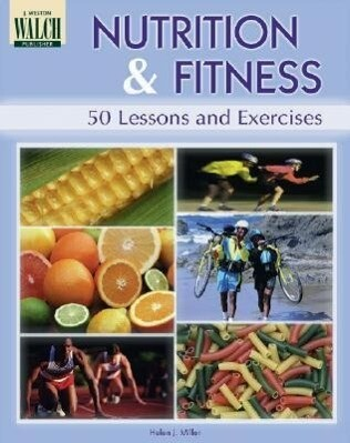 Nutrition and Fitness: 50 Lessons and Exercises als Taschenbuch