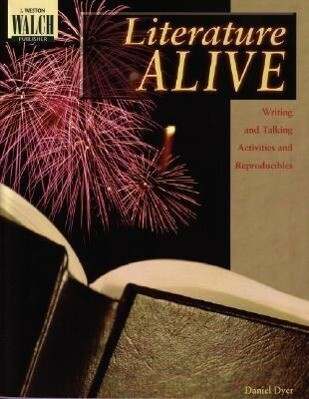 Literature Alive: Writing and Talking Activities and Reproducibles als Taschenbuch