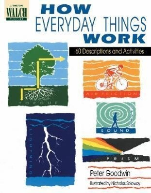 How Everyday Things Work: 60 Descriptions and Activities als Taschenbuch