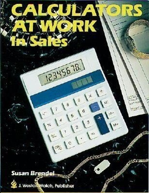 Calculators at Work in Sales als Taschenbuch