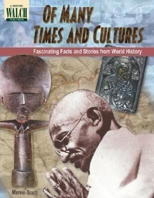 Of Many Times and Cultures: Fascinating Facts and Stories from World History als Taschenbuch