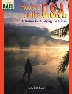 Hooked on the U.S.A.: Activities for Studying the States als Taschenbuch