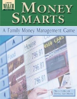 Money Smarts: A Family Money Management Game als Taschenbuch