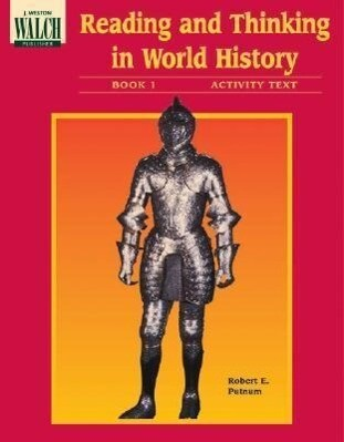 Reading and Thinking in World History: Book 1 als Taschenbuch