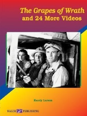 The Grapes of Wrath and 24 More Videos: Activities for High School English Classes als Taschenbuch
