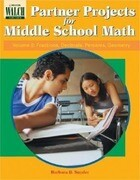 Partner Projects for Middle School Math: Fractions, Decimals, Percents, Geometry