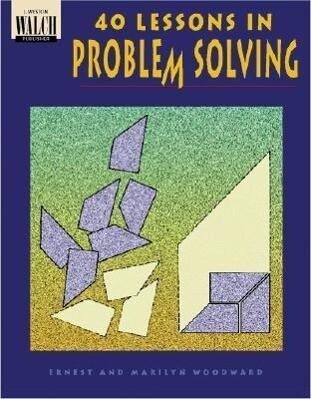 40 Lessons in Problem Solving als Taschenbuch