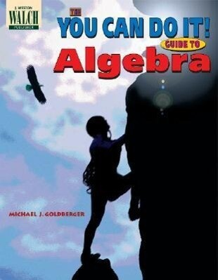 The You Can Do It!: Guide to Algebra als Taschenbuch