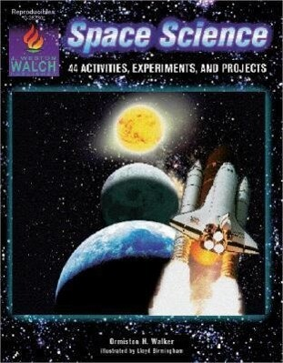 Space Science: 44 Activities, Experiments, and Projects als Taschenbuch
