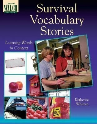 Survival Vocabulary Stories: Learning Words in Context als Taschenbuch