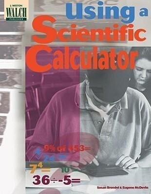 Using a Scientific Calculator als Taschenbuch