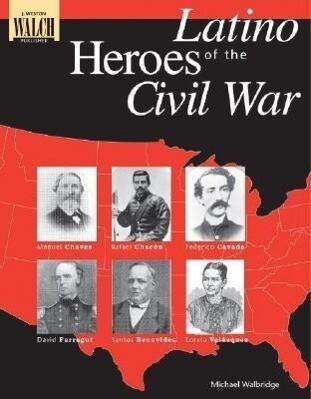 Latino Heroes of the Civil War als Taschenbuch