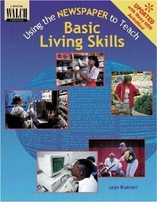 Using the Newspaper to Teach Basic Living Skills als Taschenbuch
