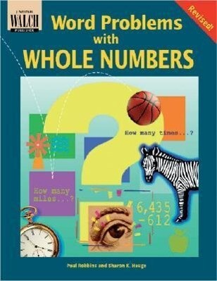 Word Problems with Whole Numbers als Taschenbuch
