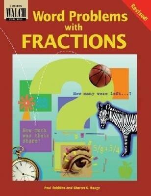 Word Problems with Fractions als Taschenbuch