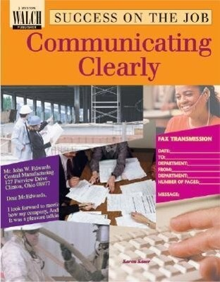 Success on the Job: Communicating Clearly als Taschenbuch
