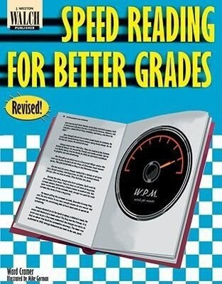 Speed Reading for Better Grades als Taschenbuch