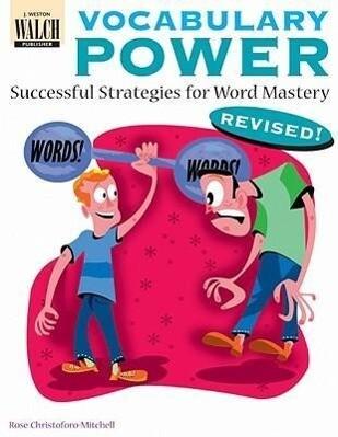 Vocabulary Power: Successful Strategies for World Mastery als Taschenbuch