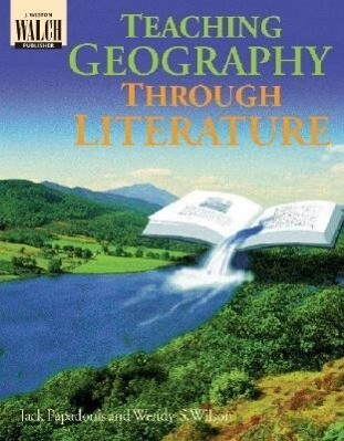 Teaching Geography Through Literature als Taschenbuch