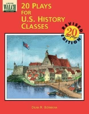 20 Plays for U.S. History Classes als Taschenbuch
