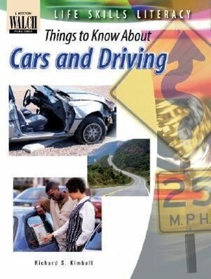 Life Skills Literacy: Things to Know about Cars and Driving als Taschenbuch