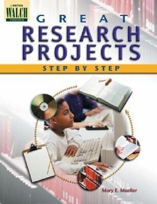 Great Research Projects Step by Step als Taschenbuch