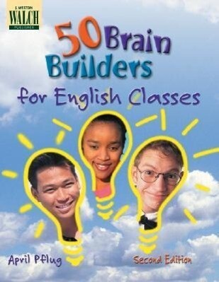 50 Brain Builders for English Classes als Taschenbuch