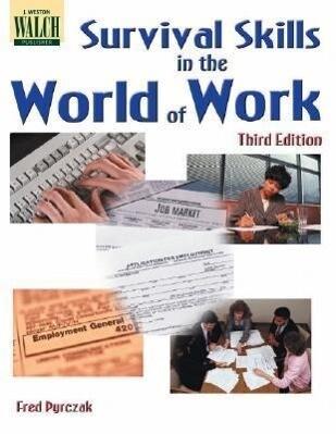 Survival Skills in the World of Work als Taschenbuch