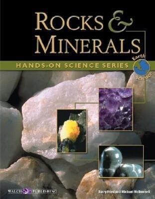 Hands-On Science: Rocks and Minerals als Taschenbuch