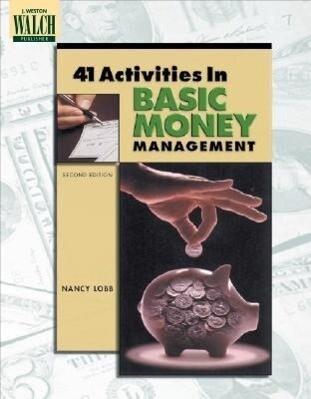 41 Activities in Basic Money Management als Taschenbuch
