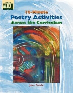 10-Minute Poetry Activities Across the Curriculum als Taschenbuch