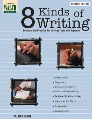 8 Kinds of Writing als Taschenbuch
