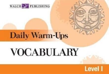 Daily Warm-Ups for Vocabulary als Taschenbuch