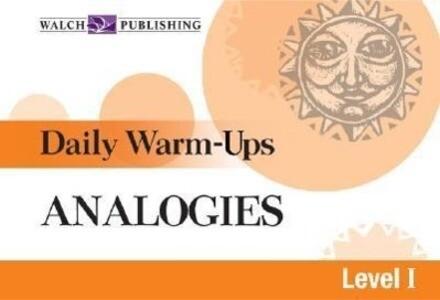 Daily Warm-Ups for Analogies als Taschenbuch