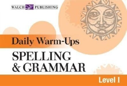 Daily Warm-Ups for Spelling & Grammar als Taschenbuch