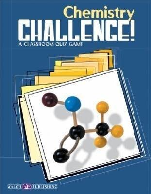 Chemistry Challenge!: A Classroom Quiz Game als Taschenbuch