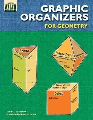 Graphic Organizers for Geometry als Taschenbuch