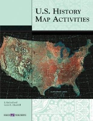 U.S. History Map Activities als Taschenbuch