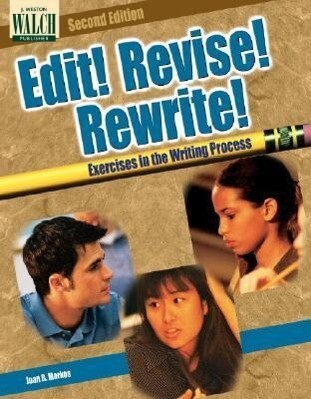 Edit! Revise! Rewrite! Exercises in the Writing Process als Taschenbuch