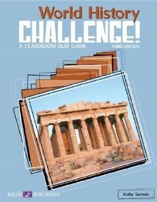 World History Challenge!: A Classroom Quiz Game als Taschenbuch