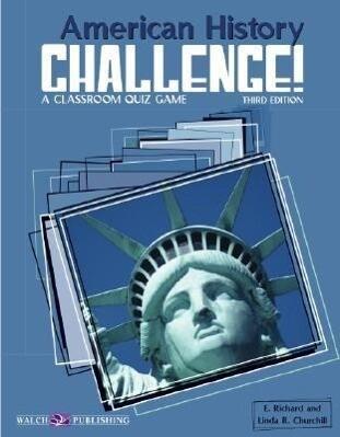 American History Challenge!: A Classroom Quiz Game als Taschenbuch