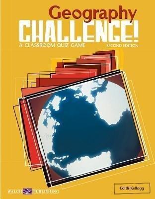 Geography Challenge!: A Classroom Quiz Game als Taschenbuch