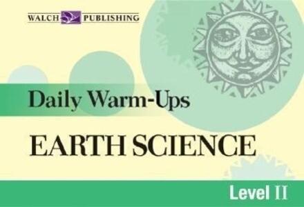Earth Science als Taschenbuch