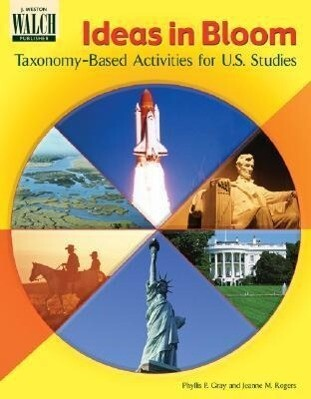 Ideas in Bloom: Taxonomy-Based Activities for U.S. Studies als Taschenbuch